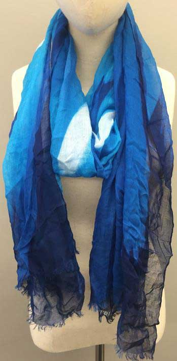 The recalled scarves from the Ivanka Trump Collection. (Image via The Washington Post)