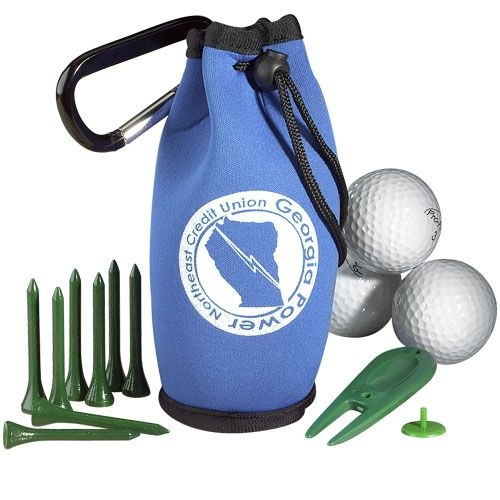 Take the family out to the golf course with this golf kit.
