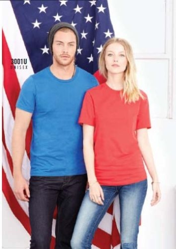 Support USA manufacturing with these Made in the USA tees.