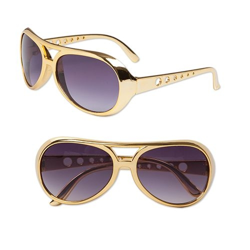 Show off your best Elvis impersonation with these Elvis sunglasses