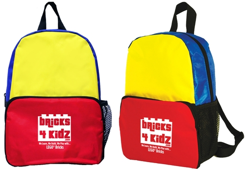 Give future students their very first backpack for