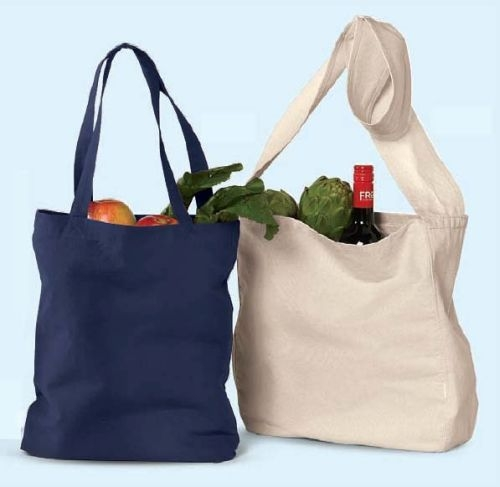 Demonstrate the fun of farmers markets with these farmers market-ready tote bags