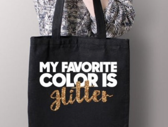 BelleChic and Quotable Life have avoided more controversy thanks to the reissue of this much-discussed tote. (Image via BelleChic)